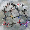 16-way Formation Skydiving National Championship of Russia 2020, DZ Aerograd-Kolomna.   #CYPRES #SunPath #PerformanceDesigns #Alti2 #FPSRussia #AerogradKolomna #AndreyVeselov #SkyphotoRU