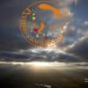 """Russian Kaleidoscope"" 2018, DZ Krutitcy  #CYPRES #PerformanceDesigns #SunPath #Aerodyne #Alti2#DZKrutitcy #AndreyVeselov #SkyphotoRU #"