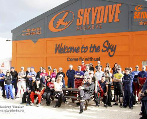 Sequential Games 2018, Skydive Algarve, Portugal  #Aerodyne #PerformanceDesigns #CYPRES #SunPath #Alti2 #AndreyVeselov #Skyphotoru #