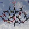 St Flo 30-way Sequential, Parisjump DZ, 2019  #CYPRES #SunPath #PerformanceDesigns #Alti2 #AndreyVeselov #SkyphotoRU #