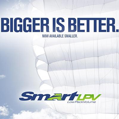 Aerodyne SmartLPV Reserve